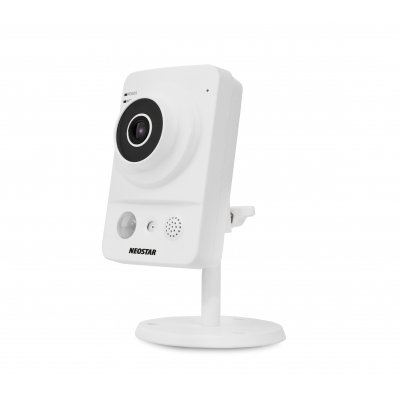 NEOSTAR PRO 1.3MP WiFi IP Kamera 720p für die AZpro Alarmzentrale, 4mm, Nachtsicht 10m, Audio, PoE/12V DC