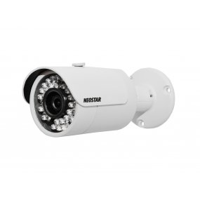 NEOSTAR PRO 1.3MP WiFi IP Kamera 720p für AZpro Alarmzentrale, 4mm, Nachtsicht 30m, PoE/12V DC, IP66