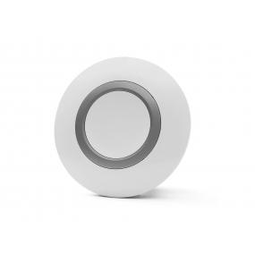 NEOSTAR PRO Innensirene, 105dB Lautstärke, modernes und kompaktes Design 180mm (D)