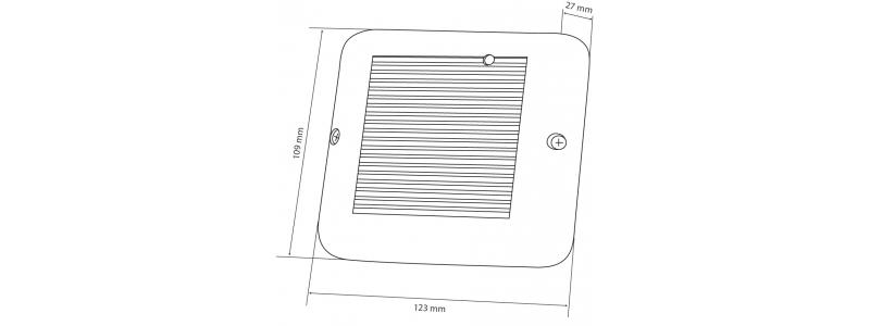 NEOSTAR PRO Funkverstärker, 2-Wege-Funk, Reichweitenverbesseung zwischen Meldern und Zentrale