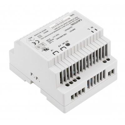 Hutschienen-Netzteil mit 1A und 13.5~16,5V DC für BMV-Videostationen