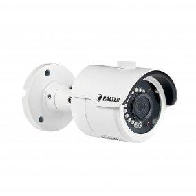 BALTER 4.0MP Infrarot IP Außenkamera, 3.6mm, 2592x1520p, Nachtsicht 30m, WDR 120dB, H.265, PoE/12V DC, IP66