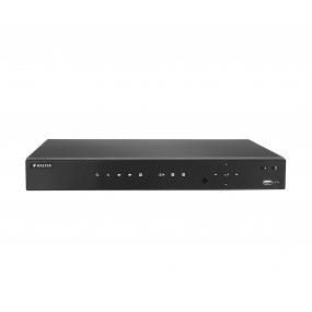 BALTER 4+2-Kanal Hybrid HD-TVI/AHD/CVI + IP Videorekorder, H.264, 5MP / 4MP, Audio, P2P, Balter CMS,, 12V DC