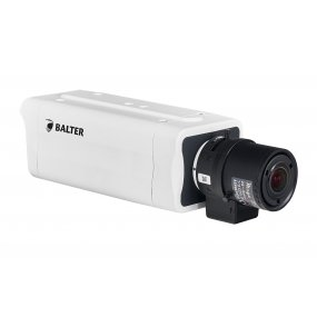 2.0 Megapixel Analog HD Box-Kamera, AHD, TVI, CVI, Analog 960H, C/CS-Mount, 230V DC