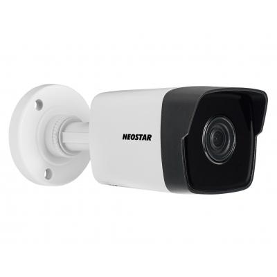 NEOSTAR 2.0MP Infrarot IP Außenkamera, 4mm, 1920x1080p, Nachtsicht 30m, H.264+, PoE/12V DC, IP67
