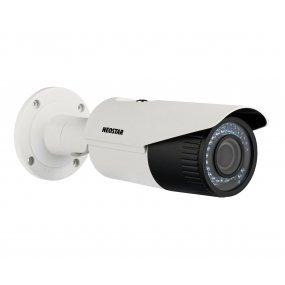 NEOSTAR 4.0MP Infrarot IP Außenkamera, 2.8-12mm Motorzoom, 2688x1520p, Nachtsicht 30m, WDR 120dB, H.264+, PoE/12V DC, IP67