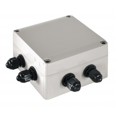 VIDEOTEC Außennetzteil 230V AC (IN) / 24V AC (OUT), 30W, IP66