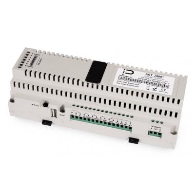 InfinitePlay Hauptstromverteiler, IP-Technologie, Stromversorgung für max. 4 Monitore oder Türstationen