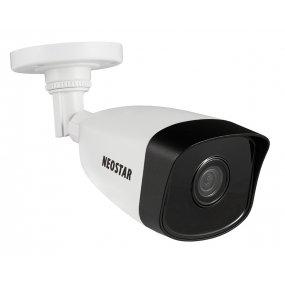 NEOSTAR 2.0MP Infrarot IP Außenkamera, 2.8mm, 1920x1080p, Nachtsicht 30m, H.264+, PoE/12V DC, IP67