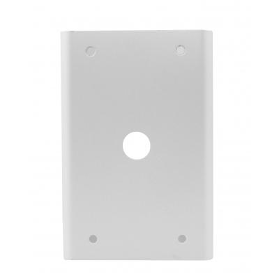 Mastmontagehalterung ohne Wandmontagearm, Weiß