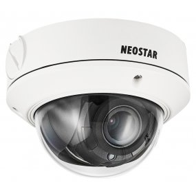 NEOSTAR 2.0MP Vandalensichere EXIR HD-TVI Dome-Kamera, 2.8-12mm Motorzoom, Nachtsicht 40m, WDR 120dB, Smart-IR, 12V DC, IP66