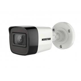 NEOSTAR 8.0MP 4K UHD EXIR TVI Außenkamera, 2.8mm, Nachtsicht 30m, WDR 130dB, Smart-IR, 12V DC, IP67
