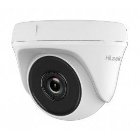 HiLook 2.0MP EXIR TVI Mini Dome-Kamera, 2.8mm Objektiv, Nachtsicht 20m, 12V DC, IP66
