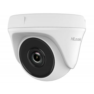 HiLook 2.0MP EXIR TVI Mini Dome-Kamera, 2.8mm Objektiv, Nachtsicht 20m, 12V DC, IP66
