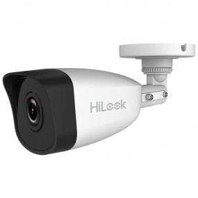 HiLook 5.0MP Infrarot IP Außenkamera, 2.8mm, 2560x1920p, Nachtsicht 30m, H.265+, PoE/12V DC, IP67