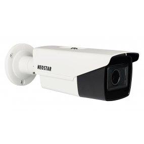 NEOSTAR 5.0MP EXIR TVI Außenkamera, 2.7-13.5mm Motorzoom, Nachtsicht 40m, Smart-IR, 12V DC, IP67