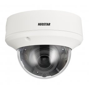 NEOSTAR 5.0MP Vandalensichere EXIR TVI Dome-Kamera, 2.8-12mm Motorzoom, Nachtsicht 40m, Smart-IR, 12V DC, IP67