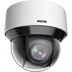 NEOSTAR 4.0MP IP PTZ-Kamera, 25X Zoom, Auto Tracking, Nachtsicht 50m, H.265, VCA, Smart Detection, PoE+/12V DC, IP66