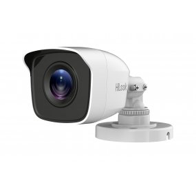 HiLook 2.0MP EXIR TVI / CVI / AHD / CVBS Außenkamera, 2.8mm, Nachtsicht 20m, EXIR 2.0, D-WDR, 4-in-1 Video, 12V DC, IP66