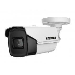 NEOSTAR 8.0MP 4K UHD TVI Außenkamera, 3.6mm, Nachtsicht 60m, EXIR 2.0, WDR 130dB, 12V DC, IP67