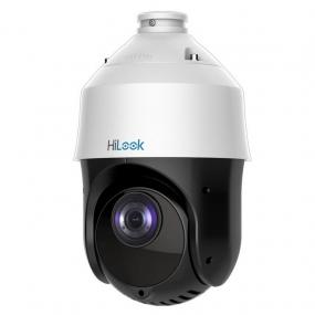 HiLook 2.0MP IR TVI PTZ Kamera, 25X optischer + 16X digitaler Zoom, Nachtsicht 100m, WDR 120dB, Smart-IR, 8 Touren, 12V DC, IP66