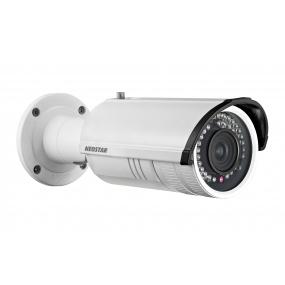 2MP IP Außenkamera, 2.8-12mm, 1920x1080p, Nachtsicht 30m, VCA, PoE/12V, IP66