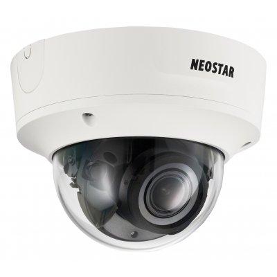 NEOSTAR 6.0MP EXIR IP Dome-Kamera, 2.8-12mm Motorzoom, 3072x2048p, Nachtsicht 30m, WDR, H.265+, VCA, PoE/12V DC, IK10, IP67