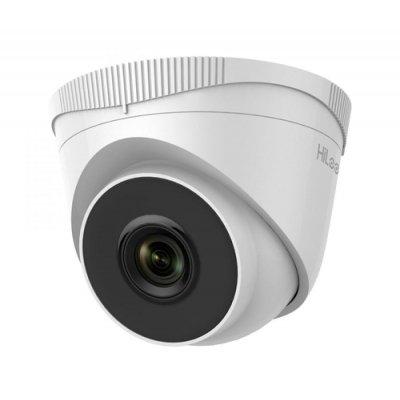 HiLook 4.0MP IR IP Turret Kamera, 2.8mm, Nachtsicht 30m, D-WDR, H.265+ / H.265, PoE/12V DC, IP67
