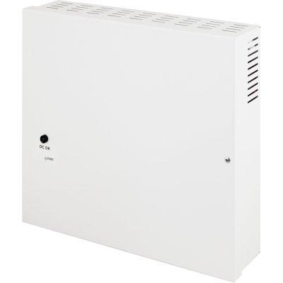Stromkasten für 8 Kameras, 8 x 1A Leistung, Ausgabe 12V bis 15V DC, Überlastschutz, Metallgehäuse