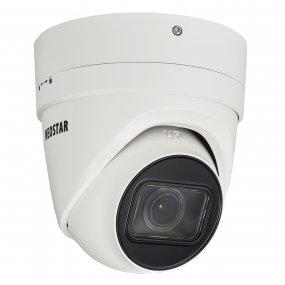 NEOSTAR 8.0MP EXIR IP Dome-Kamera, 2.8-12mm Motorzoom, 3840x2160p, Nachtsicht 30m, WDR, H.265, PoE/12V DC, IK10, IP67