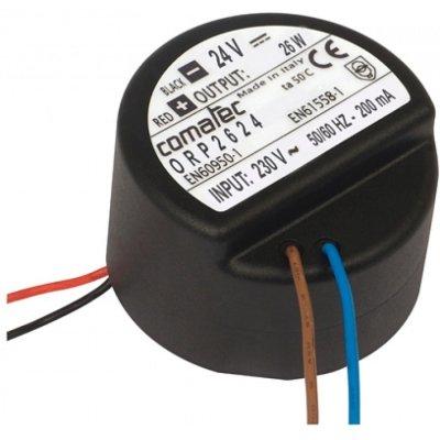 Netzteil 24V DC mit 26.4 Watt (1.1A) im geschützten Gehäuse IP65, Stromversorgung 230V AC
