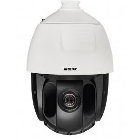 NEOSTAR 4.0MP EXIR IP PTZ-Kamera, 25X Zoom, 2560x1440p, Nachtsicht 150m, WDR 120dB, H.265+, VCA,, PoE+/24V AC, IP66