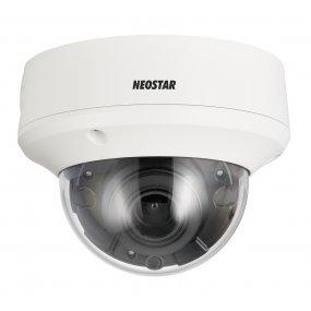 NEOSTAR 8.0MP Vandalensichere EXIR TVI Dome-Kamera, 2.7-13.5mm Motorzoom, Nachtsicht 60m, WDR, 12V DC / 24V AC, IK10, IP67
