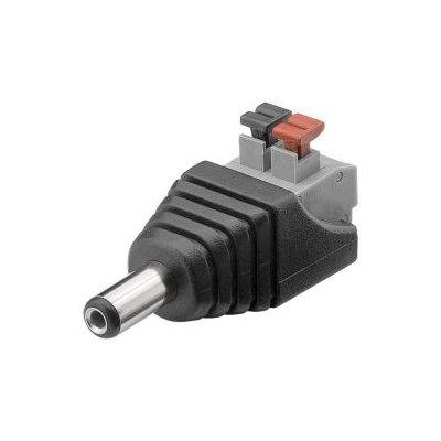 Terminal Block 2-pin - DC-Stecker, 5,50 x 2,10 mm