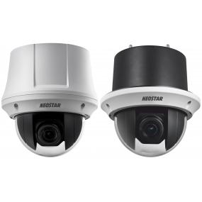 NEOSTAR 2.0MP IP Mini PTZ Kamera, 4X Zoom, 1920x1080p, H.264, PoE/24V AC