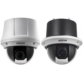 NEOSTAR 2.0MP IP Mini PTZ Kamera, 4X Zoom, 1920x1080p, H.264, PoE/24V AC