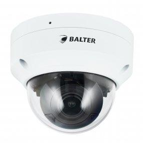 BALTER X ECO Vandalensichere IP Dome-Kamera 4.0MP, 2.8-12mm Motorzoom, AutoFocus, Nachtsicht 30m, WDR, PoE/12V DC, IK10, IP67