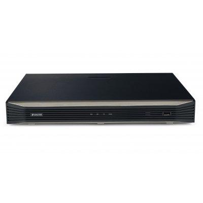 BALTER X ECO 8-Kanal PoE Netzwerk Rekorder, 4K UHD, H.265, Videoanalyse, HDMI 4K, Cloud P2P, Alarm IO