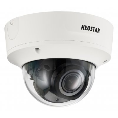NEOSTAR 8.0MP EXIR IP AcuSense Dome-Kamera, 2.8-12mm Motorzoom, Nachtsicht 30m, WDR, H.265+, IK10, IP67