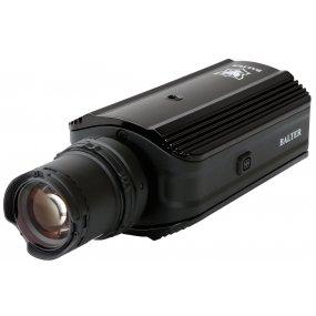 Analoge 750TVL Box Kamera, C/CS, Tag/Nacht, Schwarz, 12V DC / 24V AC