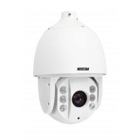 2 Megapixel HD-TVI PTZ Kamera, 30X Zoom, Nachtsicht 120m, 24V AC