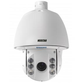 Analoge 700TVL Speed Dome Kamera, 23X Zoom, Nachtsicht 120m, 24V AC