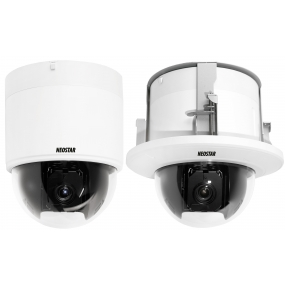 Analoge 700TVL Speed Dome Kamera, 23X Zoom, Deckeneinbau / Deckenaufbau, 24V AC
