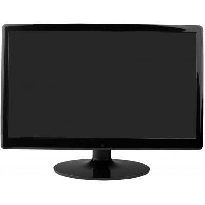"21"" LED - Überwachungsmonitor, 1920x1080p,16:9 und 4:3,1x VGA, 1x HDMI, 1x BNC, VESA, 230V AC"