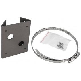 Mastmontagehalterung für HD-BNXX, A-BNXX und IP-BNXX Kameras, Grau