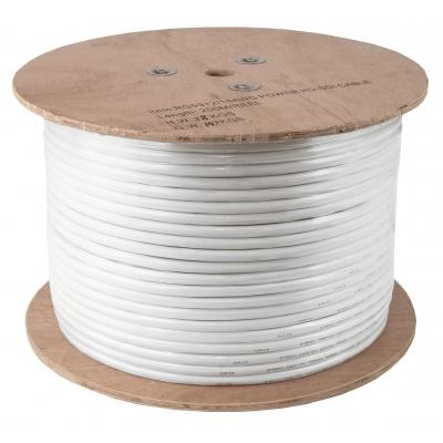 200 Meter Kombikabel (Video/Strom) für Analog / HD-SDI / HD-TVI / Analog HD, RG59, 75 Ohm
