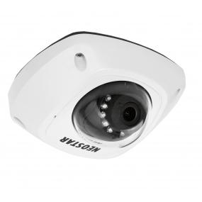 2MP WIFI IP Dome-Kamera, 4mm, 1920x1080p, Nachtsicht 10m, WDR, VCA, PoE/12V, IP66