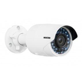 2MP WIFI IP Außenkamera, 4mm, 1920x1080p, Nachtsicht 20m, VCA, PoE/12V, IP66