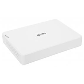 NEOSTAR 8-Kanal PoE Netzwerk Videorekorder, 1920x1080p, 50Mbit, H.264, Audio, Dual-Stream, CMS, HDMI, 48V DC