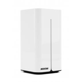 NEOSTAR 8-Kanal WIFI Netzwerk Videorekorder + Router, 2592x1944p, 50Mbit, H.264, Dual-Stream, CMS, HDMI, 12V DC